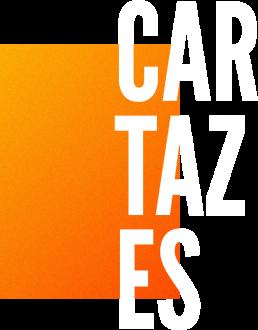 Cartazes Logo Branco